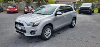 Used 2013 Mitsubishi RVR SE for sale in Cornwall, ON