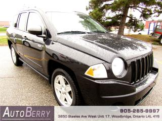 Used 2010 Jeep Compass SPORT - FWD - 2.0L for sale in Woodbridge, ON