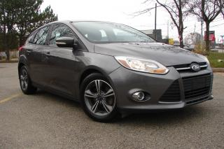 Used 2014 Ford Focus SE for sale in Mississauga, ON