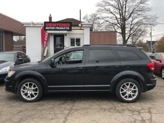Used 2011 Dodge Journey Crew for sale in Cambridge, ON