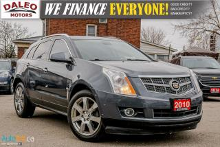 Used 2010 Cadillac SRX 3.0 Premium for sale in Hamilton, ON