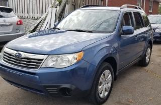 Used 2010 Subaru Forester for sale in Brampton, ON