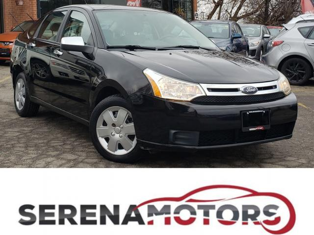 2010 Ford Focus SE | AUTO | HEATED SEATS | ONE OWNER | NO ACCIDENT