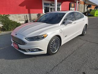 Used 2017 Ford Fusion Hybrid Titanium for sale in Cornwall, ON