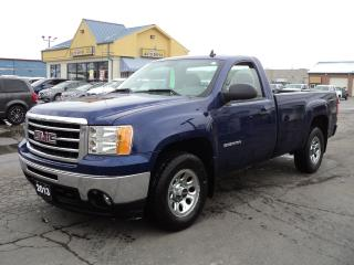 Used 2013 GMC Sierra 1500 WT RegCab 4.3L 8ft Box for sale in Brantford, ON