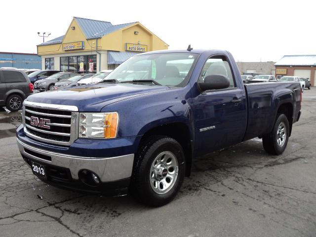 2013 GMC Sierra 1500 WT RegCab 4.3L 8ft Box