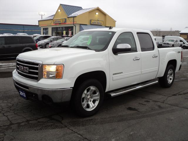 2013 GMC Sierra 1500 SL CrewCab 4x4 4.8L 5.5ft Box NEVADA EDITION