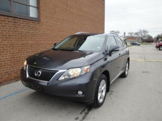 Used 2010 Lexus RX 350 LEATHER/SUNROOF/REAR VIEW CAMERA for sale in Oakville, ON
