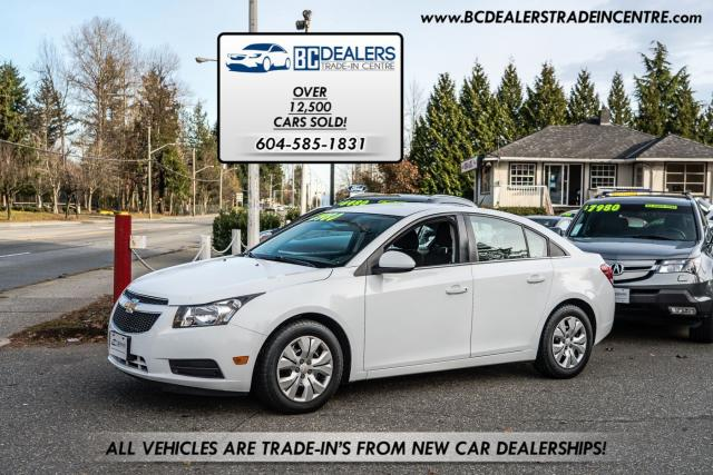 2013 Chevrolet Cruze LT Turbo, 142k, Financeable, Local, Clean!