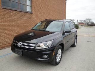 Used 2015 Volkswagen Tiguan AWD, 2.0T, SAFETY AND WARRANTY for sale in Oakville, ON
