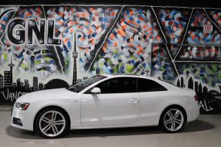 Used 2015 Audi S5 Technik QUATTRO - SUPERCHARGED for sale in Concord, ON