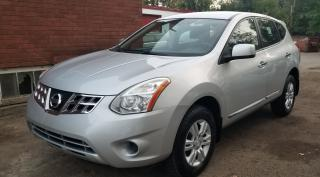 Used 2012 Nissan Rogue for sale in Brampton, ON