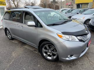 Used 2011 Toyota Sienna LIMITED / FULLY LOADED WITH EVERY SINGLE OPTION! for sale in Scarborough, ON