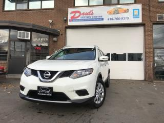 Used 2016 Nissan Rogue SV for sale in York, ON