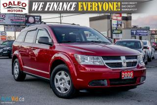 Used 2009 Dodge Journey SE for sale in Hamilton, ON