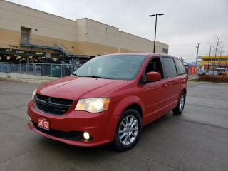 Used 2012 Dodge Grand Caravan R/T, Navi, Leather, 3/Y warranty avail for sale in Toronto, ON