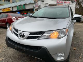 Used 2014 Toyota RAV4 XLE/1 Owner/Clean Carfax Citified for sale in Toronto, ON