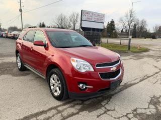 Used 2013 Chevrolet Equinox LT for sale in Komoka, ON