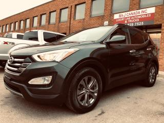 Used 2013 Hyundai Santa Fe Premium Sport All Wheel Drive for sale in Mississauga, ON