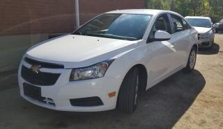 Used 2014 Chevrolet Cruze for sale in Brampton, ON