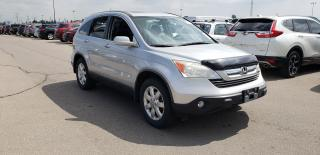 Used 2009 Honda CR-V EX-L Certified 2 yrs Warranty Leather 4WD Moonroof for sale in Mississauga, ON