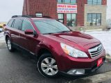 Photo of Red 2011 Subaru Outback