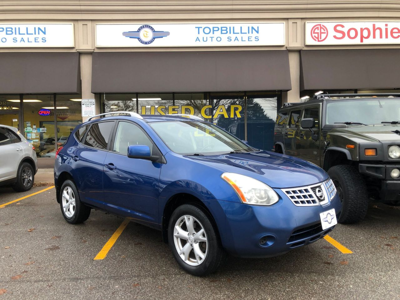 2008 Nissan Rogue SL 2 Years Warranty