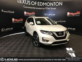 Used 2018 Nissan Rogue SL for sale in Edmonton, AB
