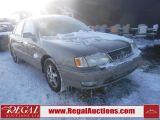 1998 Toyota AVALON XL 4D SEDAN
