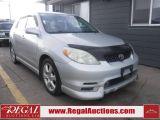 Photo of Silver 2004 Toyota Matrix