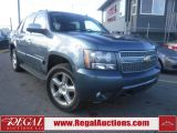 Photo of Blue 2008 Chevrolet Avalanche