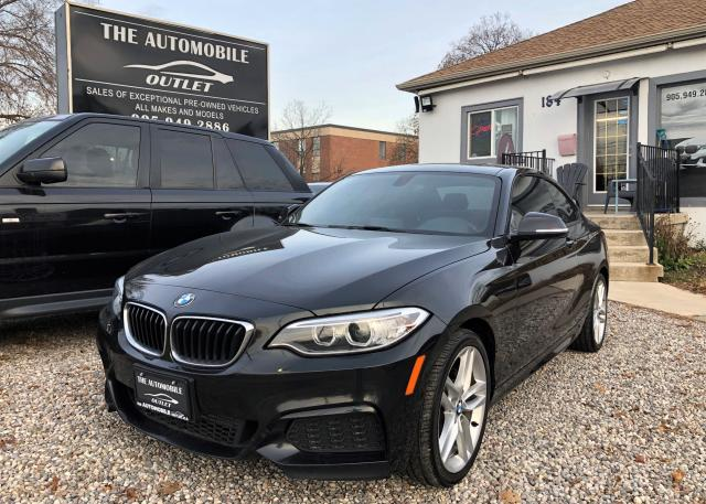 2016 BMW 228i xDrive 228i xDrive COUPE MSPORT LOADED NAVI NO ACCIDENT