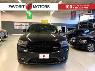 Used 2017 Dodge Durango R/T *CERTIFIED!* |NAV|BACKUP CAM|HEMI| for sale in North York, ON