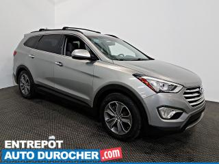 Used 2015 Hyundai Santa Fe XL Automatique - AIR CLIMATISÉ - 7 Passagers for sale in Laval, QC