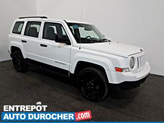 Used 2015 Jeep Patriot Altitude AWD Automatique - AIR CLIMATISÉ for sale in Laval, QC