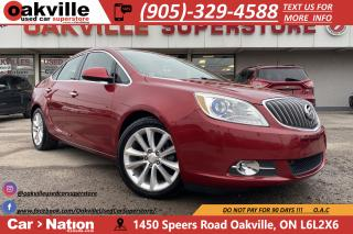 Used 2013 Buick Verano CONVENIENCE| LEATHER | BACKUP CAMERA | BLUETOOTH for sale in Oakville, ON