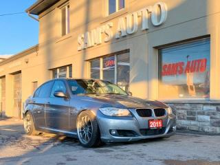 Used 2011 BMW 3 Series 4dr Sdn 323i RWD for sale in Hamilton, ON