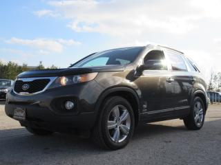 Used 2012 Kia Sorento AWD  V6  EX/ ACCIDENT FREE / ONE OWNER for sale in Newmarket, ON
