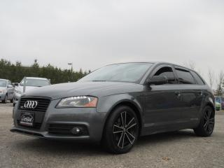 Used 2013 Audi A3 QUATTRO 2.0T for sale in Newmarket, ON