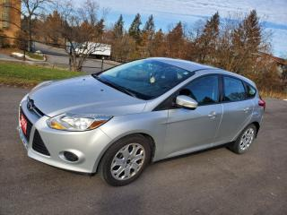Used 2014 Ford Focus 5DR HB SE for sale in Mississauga, ON