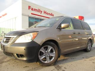 Used 2008 Honda Odyssey Touring | REAR ENTERTAINMENT SYSTEM! | LEATHER for sale in Brampton, ON