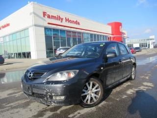 Used 2007 Mazda MAZDA3 4dr GS 5 sp Manual   Best Value!!   HATCHBACK   for sale in Brampton, ON