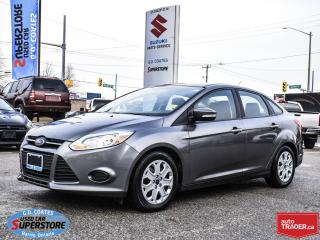 Used 2014 Ford Focus SE ~Power Windows + Locks ~ONLY 87,000 KM! for sale in Barrie, ON