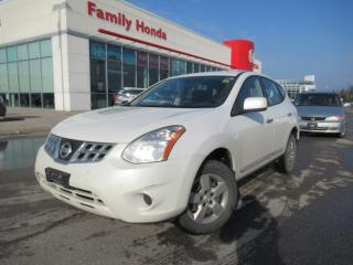 Used 2011 Nissan Rogue FWD 4dr S| ECO FRIENDLY | BLUETOOTH | USB INPUT for sale in Brampton, ON