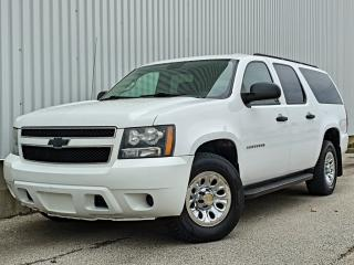 Used 2010 Chevrolet Suburban 1500 Commercial| FINANCING AVAILABLE for sale in Mississauga, ON