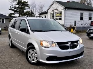 Used 2012 Dodge Grand Caravan 1 Owner No Accidents Stow'N'Go SE Power group A/C for sale in Sutton, ON