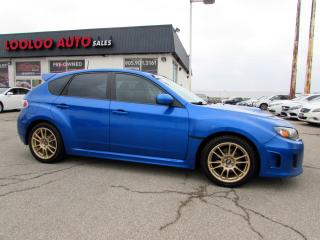 Used 2011 Subaru Impreza WRX WRX AWD 5 SPEED MANUAL HATCHBACK CERTIFIED for sale in Milton, ON