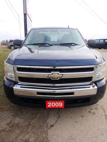 2009 Chevrolet Silverado 1500 LT Very clean,low Kilometers,4x4,V8,Auto,financing for all credit situations.