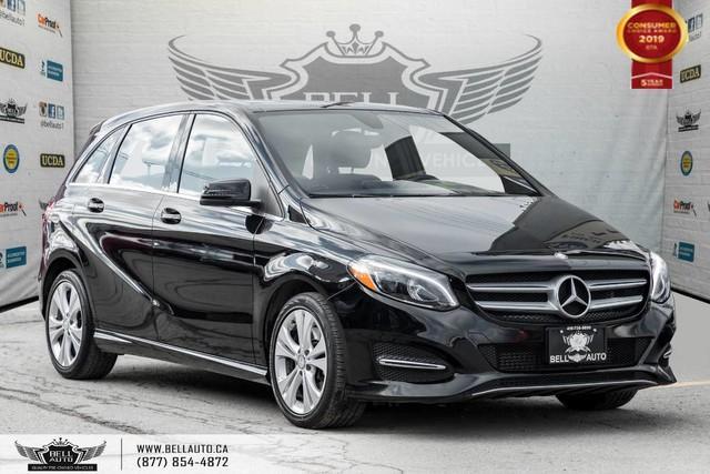2016 Mercedes-Benz B-Class B 250 Sports Tourer, NO ACCIDENT, AWD, NAVI, BACK-UP CAM, B.SPOT
