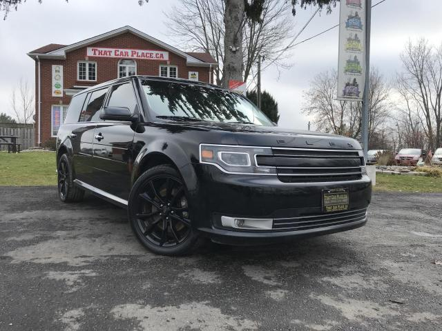 2016 Ford Flex Limited AWD NAV-AWD-Alloys-Leather Seats-Power Liftgate-Backup Camera-Power Roof-Power Seats-Memory Seats